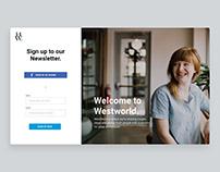 Westworld Promo