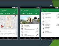Diseño UI Interfaz de Usuario