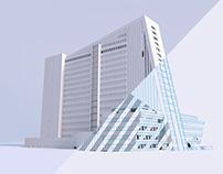CÉH + Animated 3D Infographics
