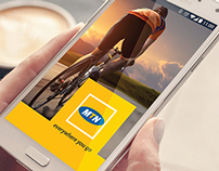 MTN Cycle App - concept
