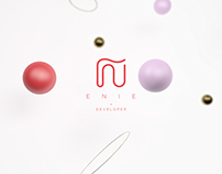 Enie / Developer Visual Identity