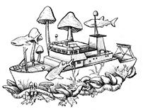 The Shroom Ship