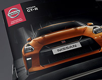 Nissan product and aftersales brochures