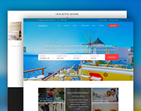 Hotelire a Hotel Website Theme