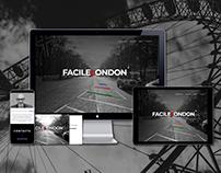 Branding & Landing page | Consultants