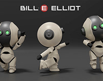 ARTE 3D-BILL-E ELLIOT