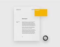 Hermann. Branding Project