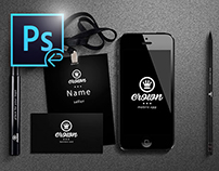 Branding-mock-up PSD