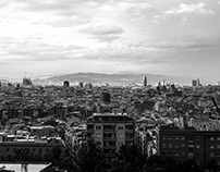 Barcelona, after the storm....