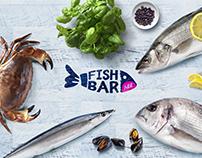 """Logo """"Fish Bar Lviv"""""""