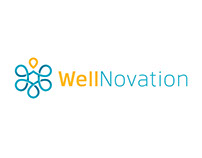 WellNovation brand strategy, brand identity, webdesign
