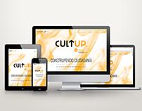 Página Web Cult Up
