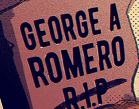 Bye bye Mr Romero