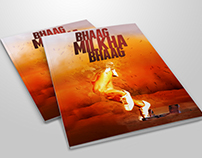 Conceptive Poster of BHAG MILKA BHAG