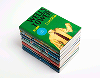 Karakter literary fiction series 2015–2019