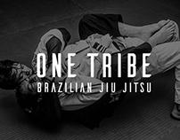 Branding - One Tribe BJJ