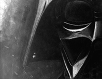 Star Wars Inverted Drawings