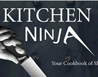 Kitchen Ninja Magazine Cover