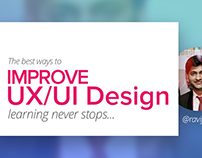 Slides to Improve UX/UI Design