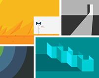 Backgrounds Design ( PPT )