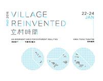 Village Reinvented – MaD 2016