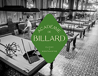 Académie de Billard - Clichy Montmartre