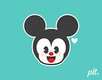 Classic Disney Characters