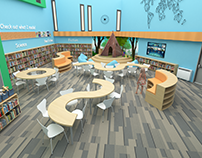 Chartwell Elementary Learning Common - Senior I W.I.P