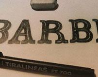 Logotipo Barbero.cl