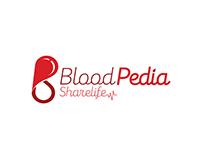 Bloodpedia Logo Design