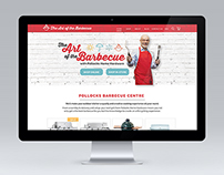 Art Of Barbecue E-Commerce Site & Digital Marketing