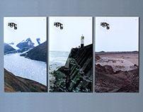 Agnes - Magazine Cover Design