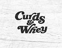 Curds & Whey Logo