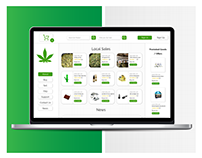 Web Design - ABVaporizers - Marketplace