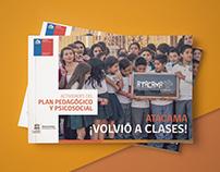 Atacama ¡Volvió a Clases! Programa MINEDUC/UNESCO
