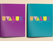 Catalogue Design: UVALUX