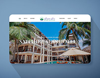 Sapphire Seas Hotel Website