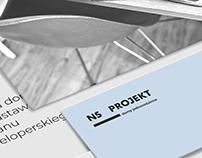 NS Projekt – Branding