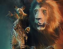 Дикое Королевство для National Geographic Channel