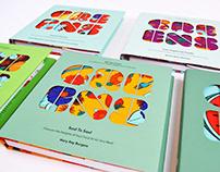 Get Your Greens; Book Jacket Design