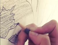 Project Contour Line.Sketch
