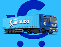 Super Cumbuco - Brand e Identidade Visual