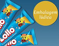 Embalagem Lúdica-Lollo