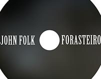 Capa & Rótulo de EP Para a Banda John Folk