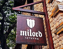 Milord Tavern Signs