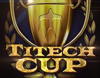 TITECH CUP logo