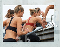 Adidas X Intersport Training Campaign_