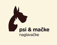 Psi i mačke naglavačke