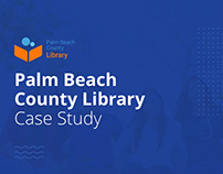 Palm Beach County Library - Case study