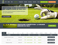 Arras Golf Club Website